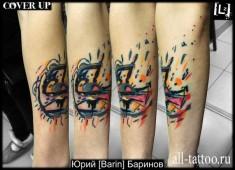 Интересная татуировка