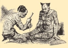 Значения татуировок