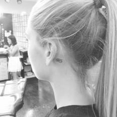 Татуировка — глаз хоруса