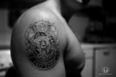 Татуировка морского пехотинца